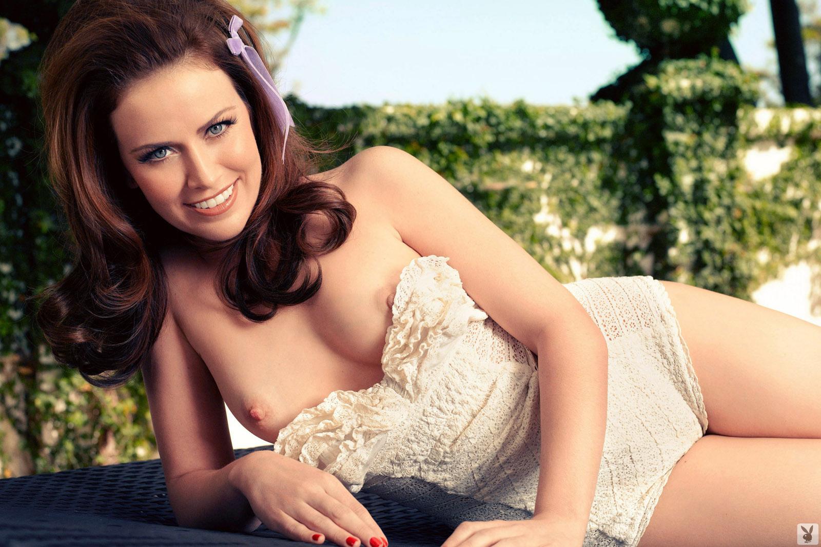 24 de Fevereiro — Crista, uma balzaquiana na Playboy