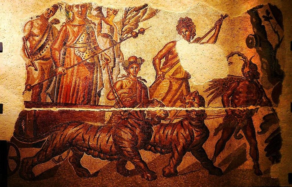 Âmpelo deu origem ao mito da videira e da uva