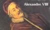 Alexandre VIII, um papa menor