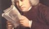 Joshua Reynolds, figura dominante da arte