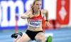 06 de novembro — Fabienne Kohlmann, a corredora alemã