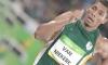 15 de julho — Wayde van Niekerk, o recordista dos 400 metros