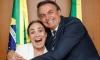 Regina Duarte manchou sua biografia com o Bolsonaro