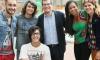 """John Green faz gravação para a novela """"Malhação"""""""