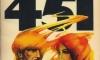 """""""Fahrenheit 451"""", do Ray Bradbury, chega novamente à tevê"""