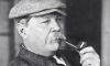 Conan Doyle criou o detetive Sherlock Holmes