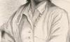 Thomas Grey, figura dominante da poesia inglesa