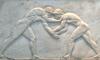 Âmico e Pólux numa luta mortal