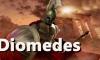 Diomedes, um dos heróis da Guerra de Troia