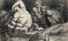 Aloídas queriam raptar Ártêmis e Hera