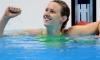 01 de janeiro — Graciele Herrmann, princesa das piscinas