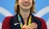 Katie Ledecky ganhou cinco ouros nos Rio 16