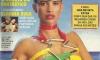 Isadora Ribeiro posou para a Playboy em janeiro de 1988