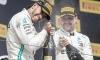 Lewis Hamilton lidera com folga na Fórmula 1