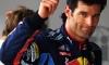Mark Webber, o australiano, ganhou nove corridas na Fórmula 1