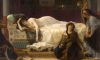 Alexandre Cabanel pintou figuras da mitologia