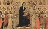 Duccio di Buoninsegna desviou-se do estilo bizantino