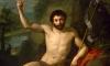 João Batista batizou Jesus Cristo no Rio Jordão