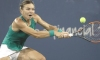Simona Halep, uma bela romena no topo do tênis